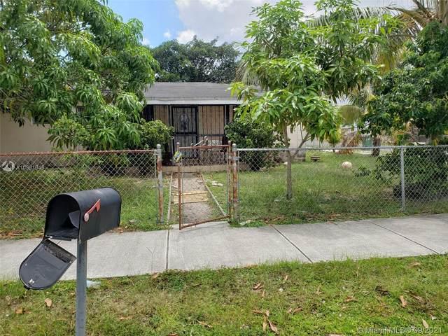 2830 NW 156th St, Miami Gardens, FL 33054 (MLS #A10991949) :: Castelli Real Estate Services