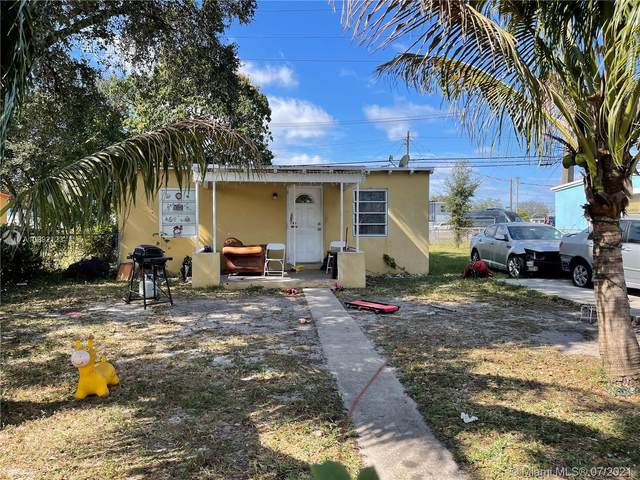14420 NW 21st Ct, Opa-Locka, FL 33054 (MLS #A10992123) :: The Howland Group