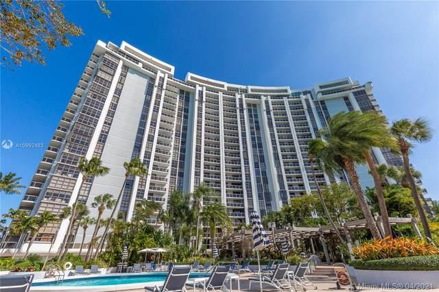 9 Island Ave #403, Miami Beach, FL 33139 (MLS #A10992483) :: The Teri Arbogast Team at Keller Williams Partners SW