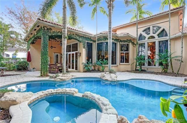12649 S Stonebrook Cir, Davie, FL 33330 (MLS #A10992623) :: Berkshire Hathaway HomeServices EWM Realty