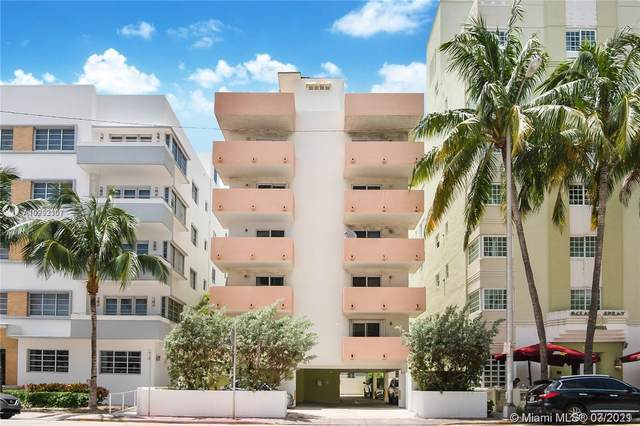 4122 Collins Ave 2B, Miami Beach, FL 33140 (MLS #A10993107) :: Equity Advisor Team