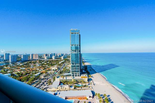 18201 Collins Ave #4306, Sunny Isles Beach, FL 33160 (MLS #A10994036) :: Jo-Ann Forster Team