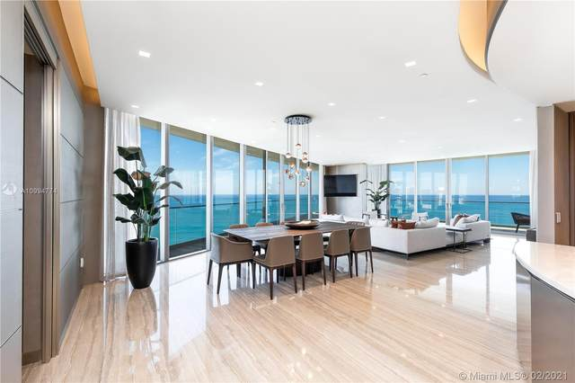 18975 Collins Ave 1900 ARMANI CER, Sunny Isles Beach, FL 33160 (MLS #A10994774) :: The Rose Harris Group