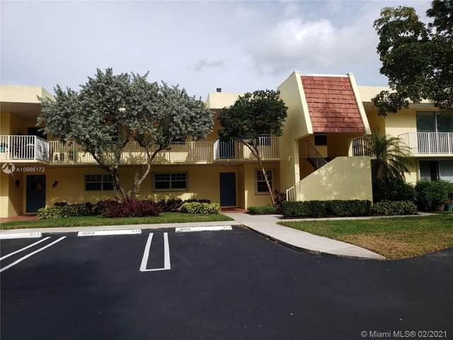 500 Oaks Ln #108, Pompano Beach, FL 33069 (MLS #A10996172) :: Green Realty Properties