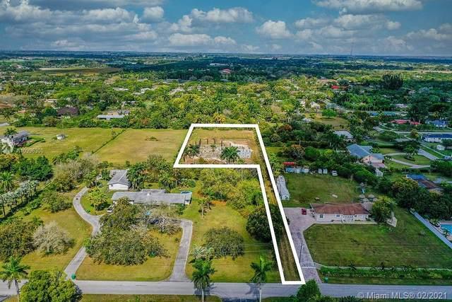18291 SW 299 Street, Homestead, FL 33030 (#A10996300) :: Posh Properties