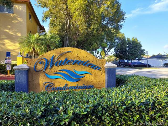 14931 SW 82nd Ln #18506, Miami, FL 33193 (MLS #A10996957) :: Dalton Wade Real Estate Group