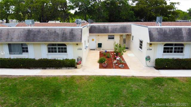 11322 SW 169th St V3942, Miami, FL 33157 (MLS #A10997833) :: The Riley Smith Group