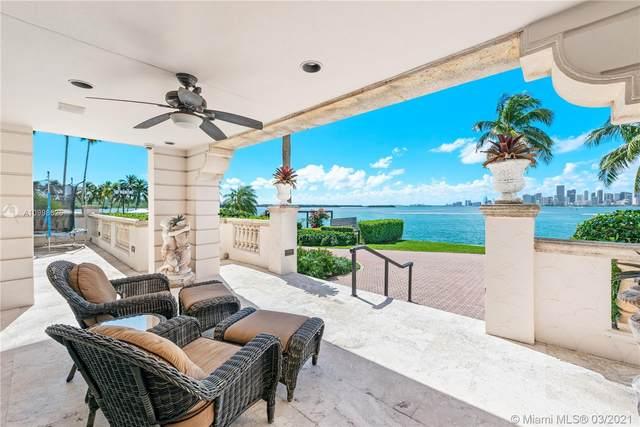 5311 Fisher Island Dr #5311, Miami, FL 33109 (MLS #A10998526) :: Natalia Pyrig Elite Team | Charles Rutenberg Realty