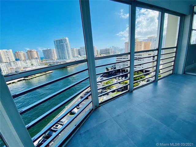 100 Golden Isles Dr #1103, Hallandale Beach, FL 33009 (MLS #A10998902) :: Green Realty Properties