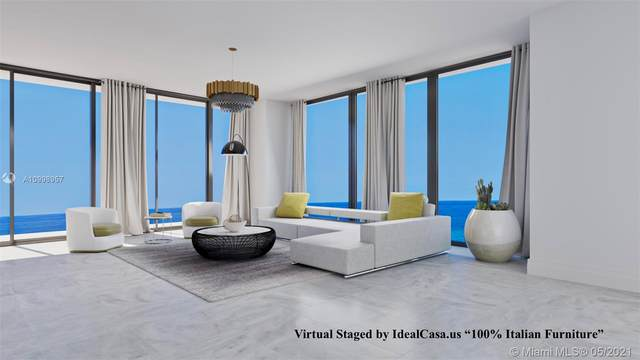 18501 Collins Ave #1804, Sunny Isles Beach, FL 33160 (MLS #A10998957) :: Douglas Elliman