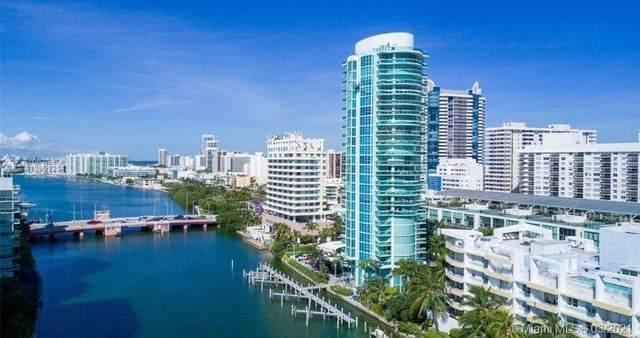 6000 Indian Creek Dr 9A, Miami Beach, FL 33140 (MLS #A10999204) :: Compass FL LLC