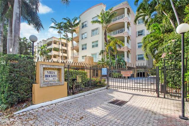 1824 Brickell Ave 2D, Miami, FL 33129 (MLS #A10999603) :: The Riley Smith Group