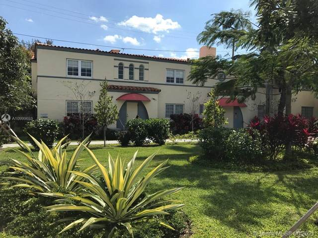 1450 Meridian Ave #101, Miami Beach, FL 33139 (#A10999653) :: Posh Properties