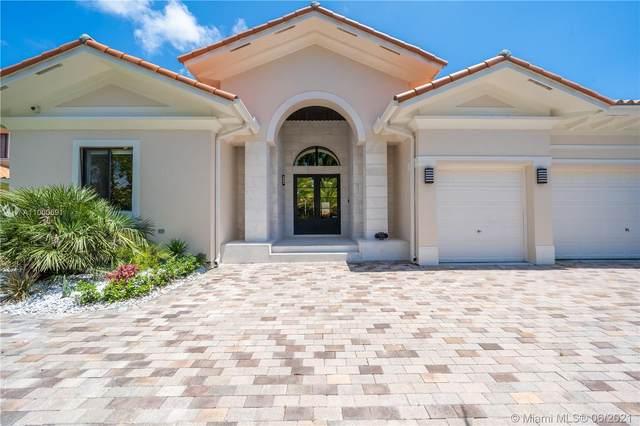 7925 SW 193rd St, Cutler Bay, FL 33157 (MLS #A11000691) :: Prestige Realty Group