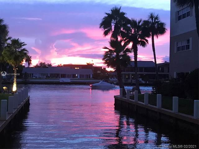 2097 S Ocean Dr #101, Hallandale Beach, FL 33009 (MLS #A11000938) :: Prestige Realty Group