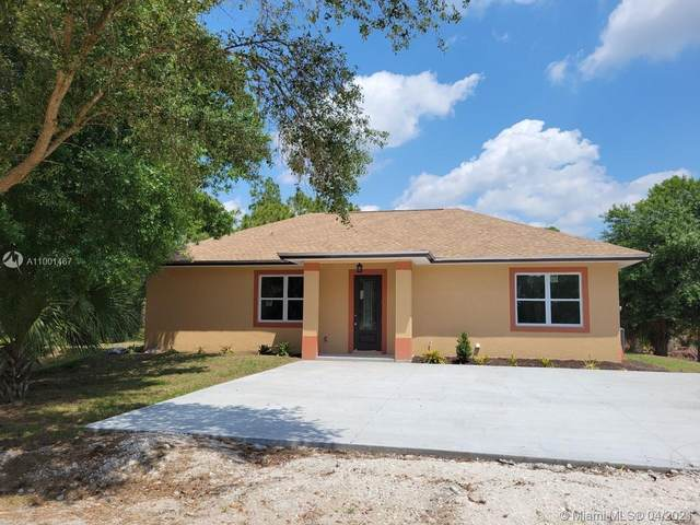 533 Horse Club, Clewiston, FL 33440 (MLS #A11001467) :: The Riley Smith Group