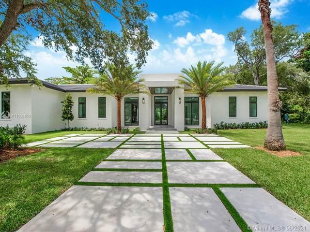 7800 SW 131st St, Pinecrest, FL 33156 (MLS #A11001859) :: Prestige Realty Group
