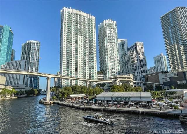 41 SE 5th St #2102, Miami, FL 33131 (MLS #A11002132) :: Douglas Elliman