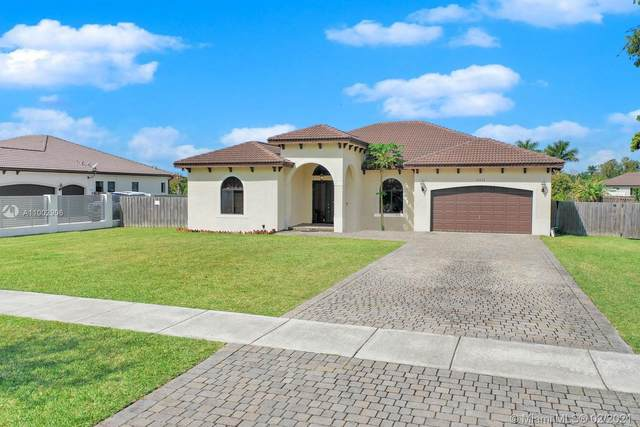 16745 SW 296th St, Homestead, FL 33030 (MLS #A11002906) :: The Riley Smith Group