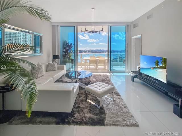 2020 N Bayshore Dr #1603, Miami, FL 33137 (MLS #A11003651) :: The Riley Smith Group