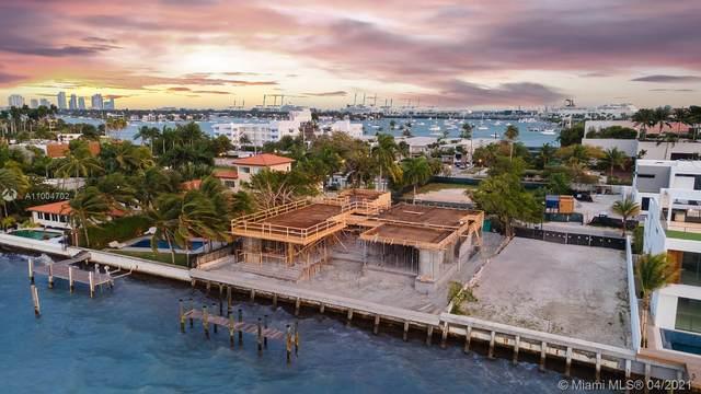 1061 N Venetian Dr, Miami, FL 33139 (MLS #A11004702) :: The Riley Smith Group