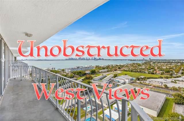 7601 E Treasure Dr #1902, North Bay Village, FL 33141 (MLS #A11004795) :: Green Realty Properties