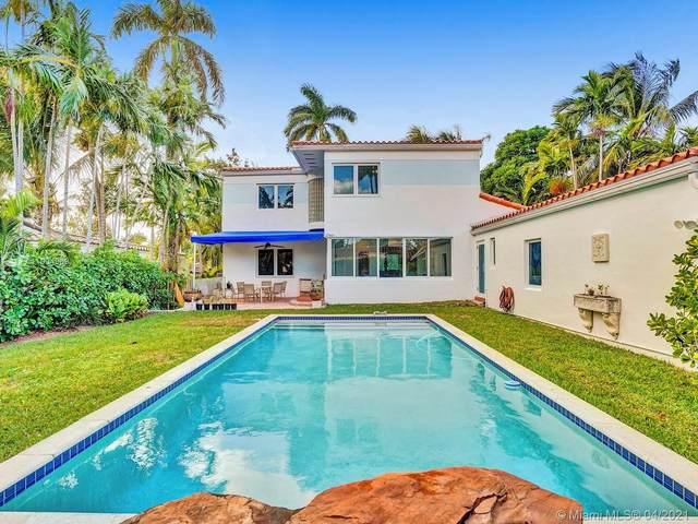 4585 Alton Rd, Miami Beach, FL 33140 (MLS #A11004969) :: The Riley Smith Group
