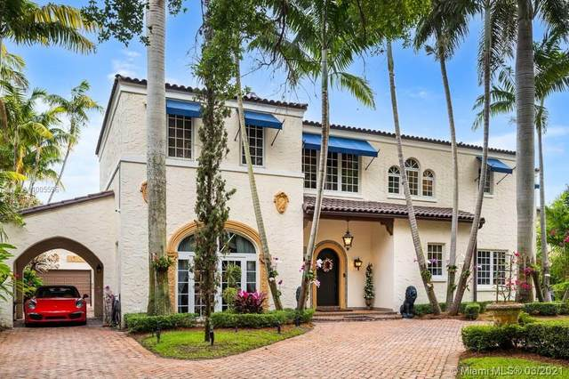1232 Coral Way, Coral Gables, FL 33134 (MLS #A11005596) :: The Teri Arbogast Team at Keller Williams Partners SW