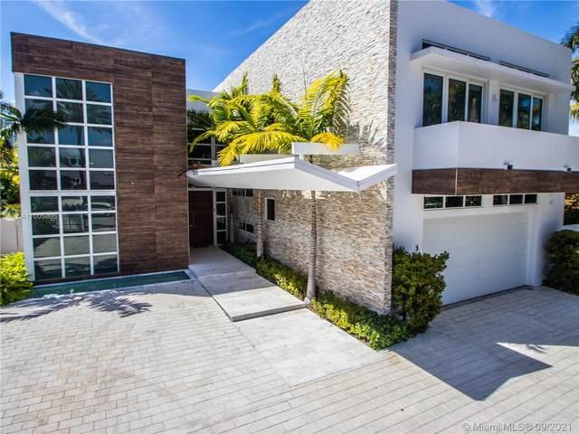 274 Ocean Blvd, Golden Beach, FL 33160 (MLS #A11005805) :: Castelli Real Estate Services