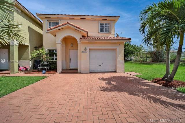14359 SW 133rd Ct, Miami, FL 33186 (MLS #A11006133) :: Berkshire Hathaway HomeServices EWM Realty