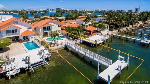 1400 Stillwater Dr, Miami Beach, FL 33141 (MLS #A11006360) :: Castelli Real Estate Services