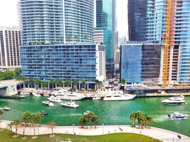 475 Brickell Ave #1408, Miami, FL 33131 (MLS #A11008924) :: The Riley Smith Group