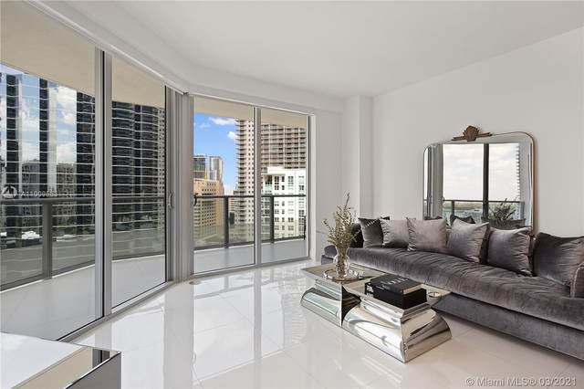 1300 Brickell Bay Dr #2202, Miami, FL 33131 (MLS #A11009553) :: The Riley Smith Group