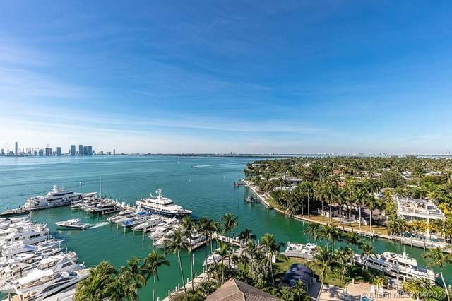 1900 Sunset Harbour Dr 1202/4, Miami Beach, FL 33139 (MLS #A11010304) :: Compass FL LLC