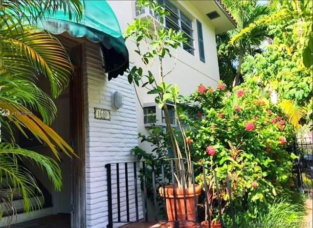 1610 Michigan Ave #3, Miami Beach, FL 33139 (MLS #A11010512) :: Team Citron