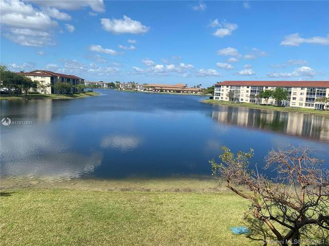 12950 SW 13th St 307D, Pembroke Pines, FL 33027 (MLS #A11012831) :: The Riley Smith Group