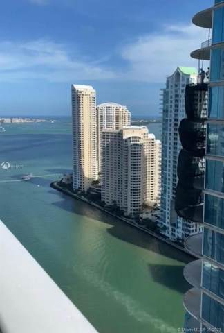300 S Biscayne Bl #3302, Miami, FL 33131 (MLS #A11014227) :: Prestige Realty Group