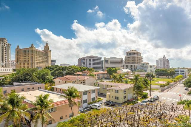 37 Majorca Ave #501, Coral Gables, FL 33134 (MLS #A11014649) :: The Howland Group