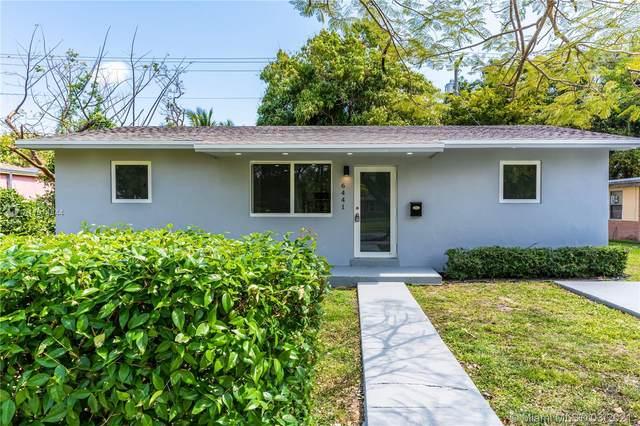 6441 SW 59th Ave, South Miami, FL 33143 (MLS #A11014844) :: Carlos + Ellen