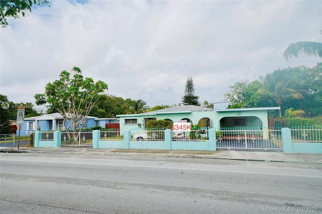 12620 NW 22nd Ave, Miami, FL 33167 (MLS #A11015462) :: The Howland Group
