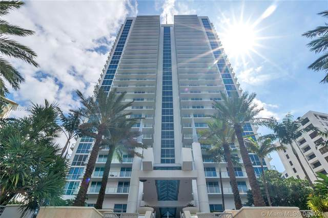 3101 S Ocean Dr #3005, Hollywood, FL 33019 (MLS #A11015705) :: The Riley Smith Group