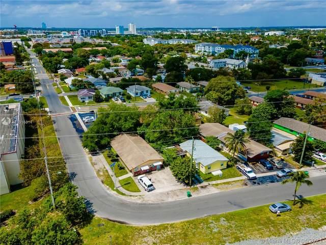 42 SW 4th Ave, Dania Beach, FL 33004 (MLS #A11016314) :: GK Realty Group LLC
