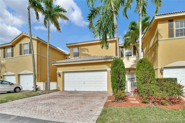 5468 NW 113th Ave #5468, Doral, FL 33178 (MLS #A11016427) :: The Paiz Group