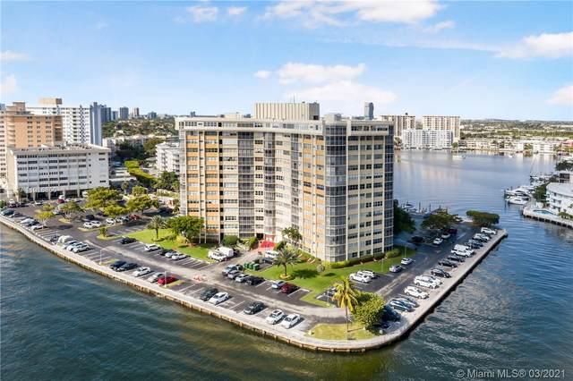 100 Golden Isles Dr #715, Hallandale Beach, FL 33009 (MLS #A11016650) :: Green Realty Properties