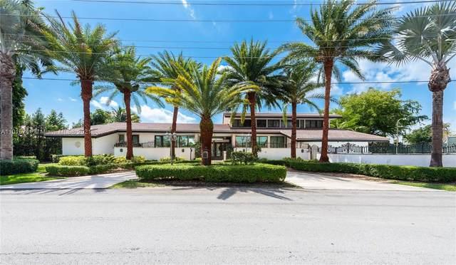 6820 N Augusta Dr, Hialeah, FL 33015 (MLS #A11016741) :: The Pearl Realty Group