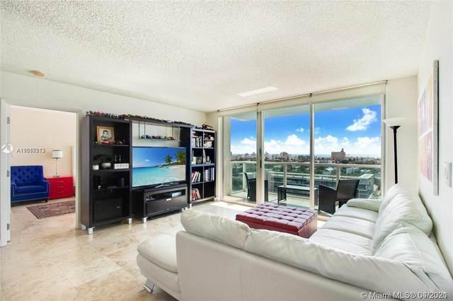 650 West Ave #1408, Miami Beach, FL 33139 (MLS #A11017313) :: Team Citron