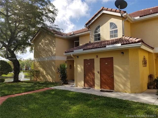 7670 Westwood Dr #710, Tamarac, FL 33321 (MLS #A11017508) :: GK Realty Group LLC
