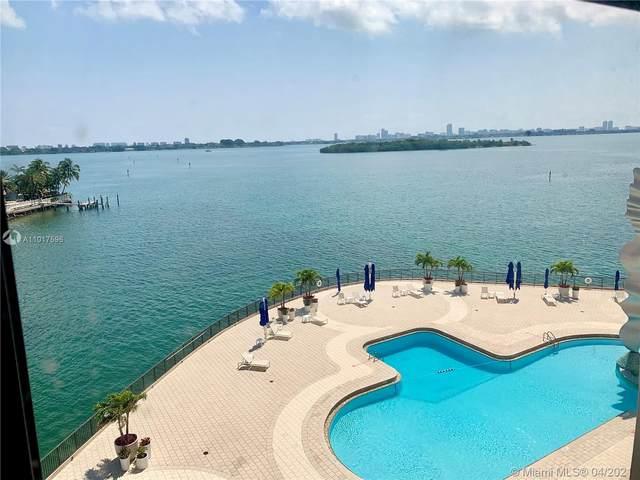 1800 NE 114th St #703, Miami, FL 33181 (MLS #A11017596) :: ONE | Sotheby's International Realty