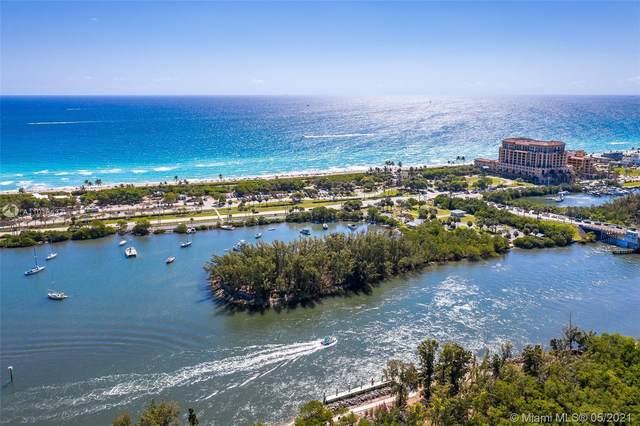 N N Ocean Dr, Hollywood, FL 33019 (MLS #A11018433) :: The Rose Harris Group