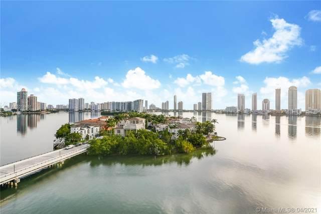 4000 Island Blvd #805, Aventura, FL 33160 (#A11018451) :: Posh Properties